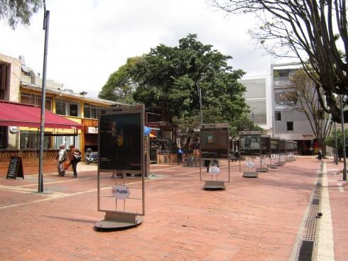 Bogotá Zona T (By Pedro Felipe CC 3.0 vía Wikimedia Commons)