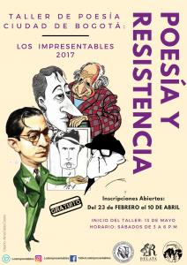 Afiche convocatoria 2017 - Los Impresentables-iloveimg-compressed