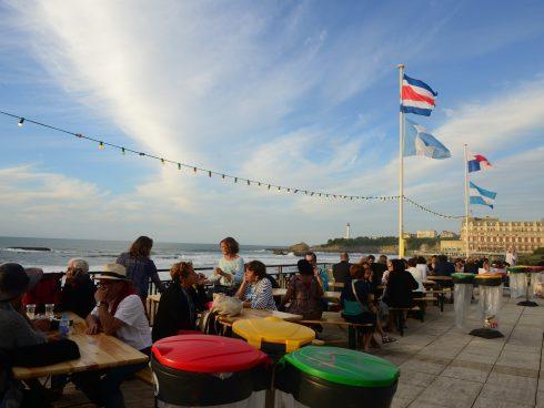 Foto: Victoria Puerta. Biarritz, para disfrutar los tiempos del cine latinoamericano
