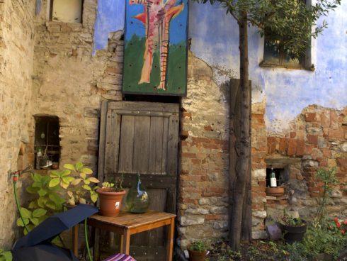 Foto: Victoria Puerta. Arte y gastronomía en el Piamonte Italiano