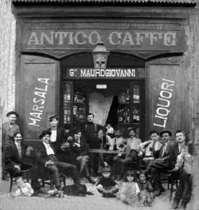 Café italiano de 1861