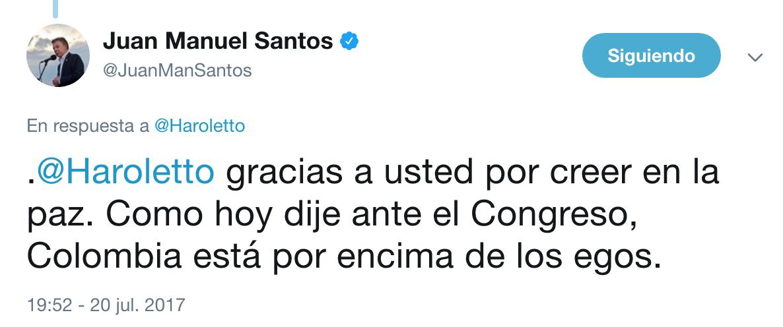 Santos-Haroletto