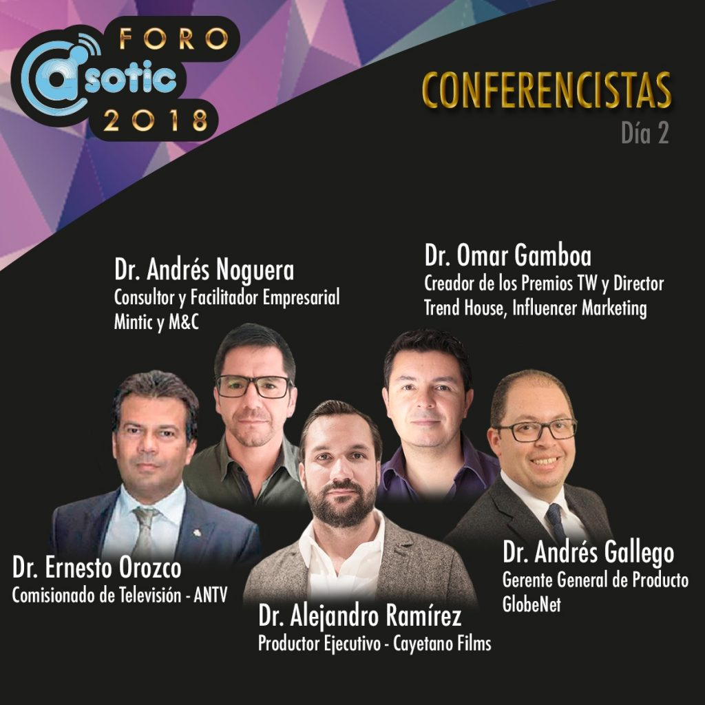 Foro AsoTIC 2018