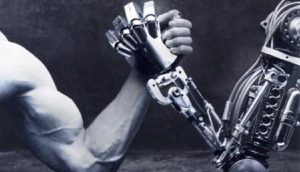 Maquinas vs hombre