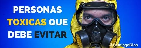 Personas tóxicas para evitar