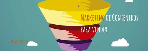 Marketing de Contenidos para vender