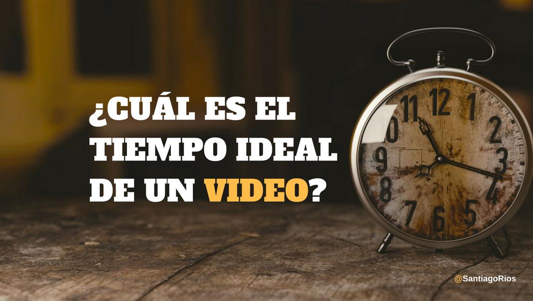 3a2a6ae8a8d4 Cuánto tiempo debe durar un video efectivo? | Blogs El Tiempo