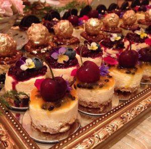 Nacho´s dessert