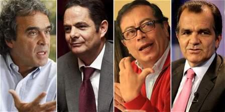 Colombia: Candidatos de derecha e izquierda prometen cambios