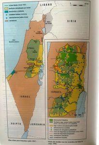 Asentamientos judios en territorios palestinos_Atlas histórico mundial