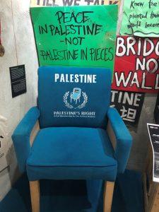 ONU no reconoce Estado Palestino