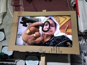 Refugiada Palestina espera volver a su casa