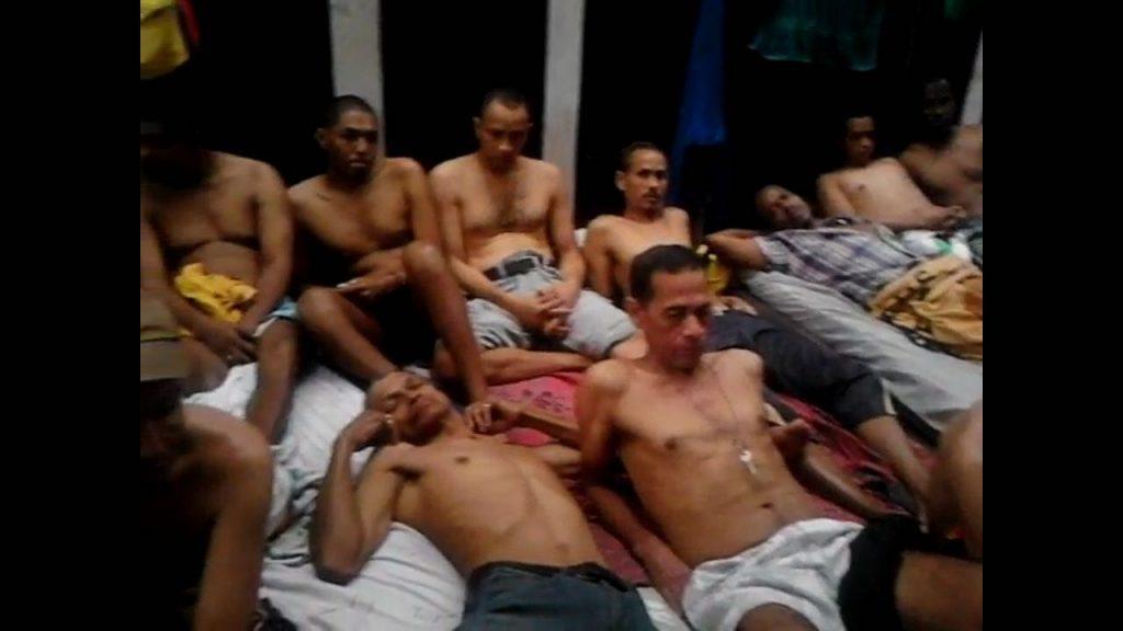 Los colombianos detenidos en La Yaguara (Caracas) padecen depresión y desnutrición.