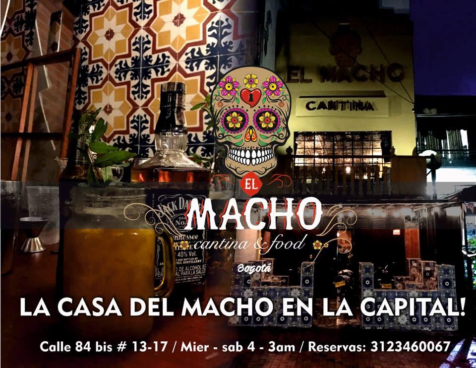Foto: Facebook / Macho La Cantina
