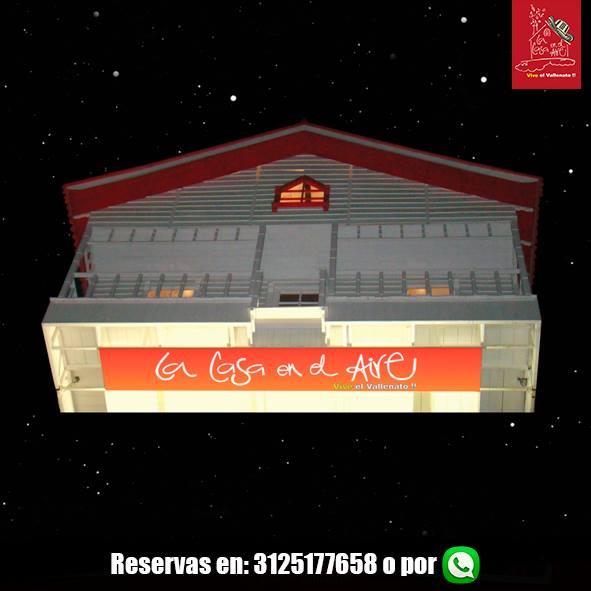 Foto: Facebook La Casa en el Aire