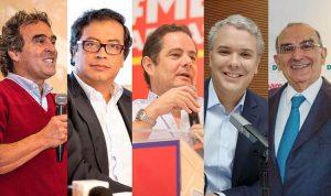El 7 de junio los colombianos elegiremos entre salir a votar o ver fútbol