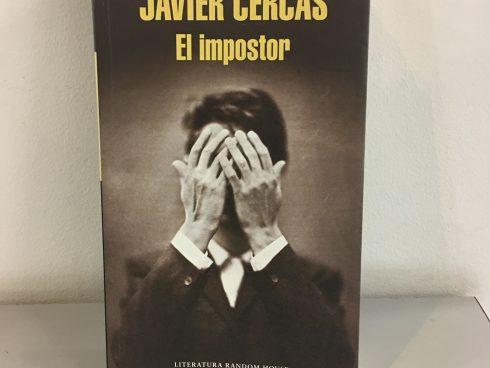El impostor, libro de Javier Cercas