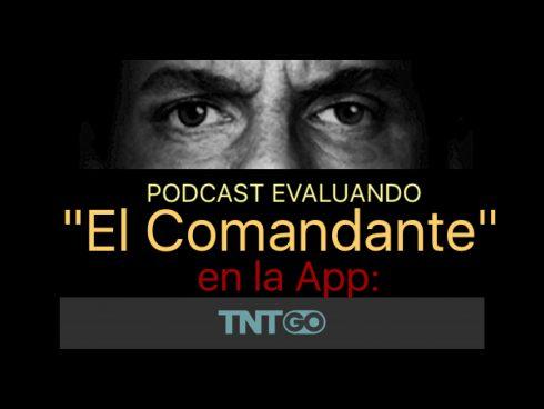 [Podcast] evaluando la serie en la App TNT Go