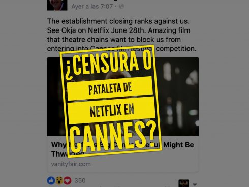¿Censura o pataleta?