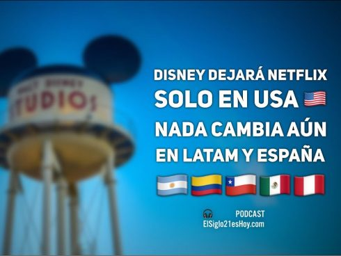 Disney para rato en Netflix