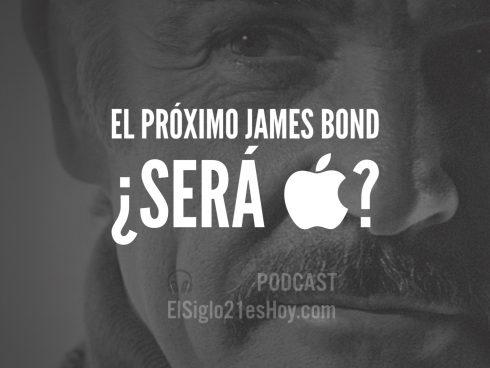 James Bond ¿una marca de Apple?