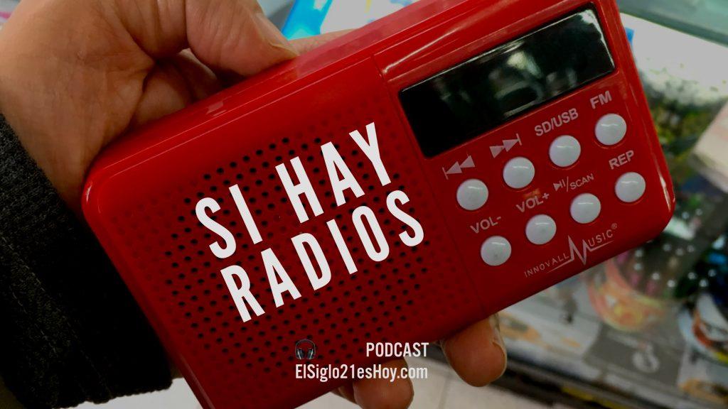 Radio, pero USB