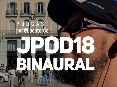 Episodio pódcast binaural