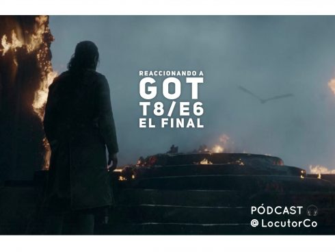 Final de Game of Thrones. @LocutorCo
