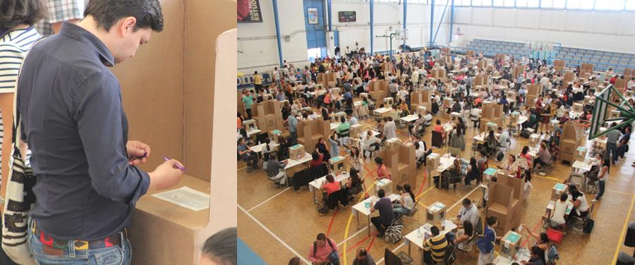 Jornada-electoral-Plebiscito-2016.-Colombianos-en-el-exterior.-Javier-Urrea-votando.