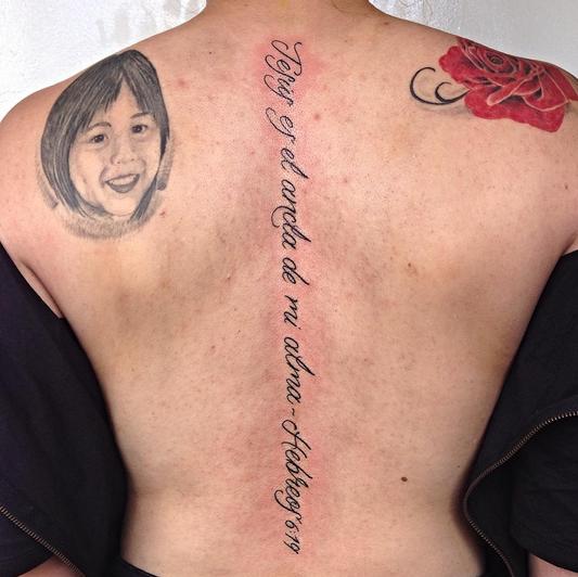 Chivo Tattoo