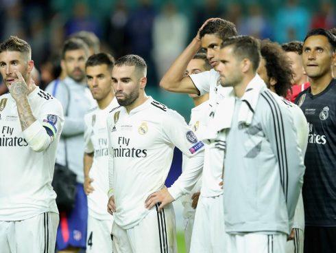 Real Madrid sin Cristiano pierde Atlético de Madrid