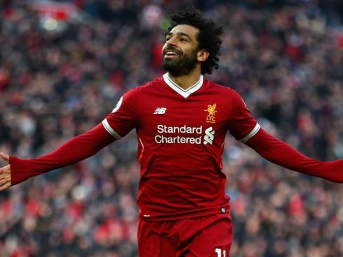 Mohamed Salah gol Liverpool The Best