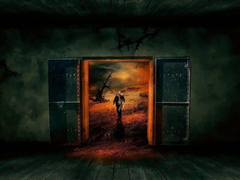 door-hell