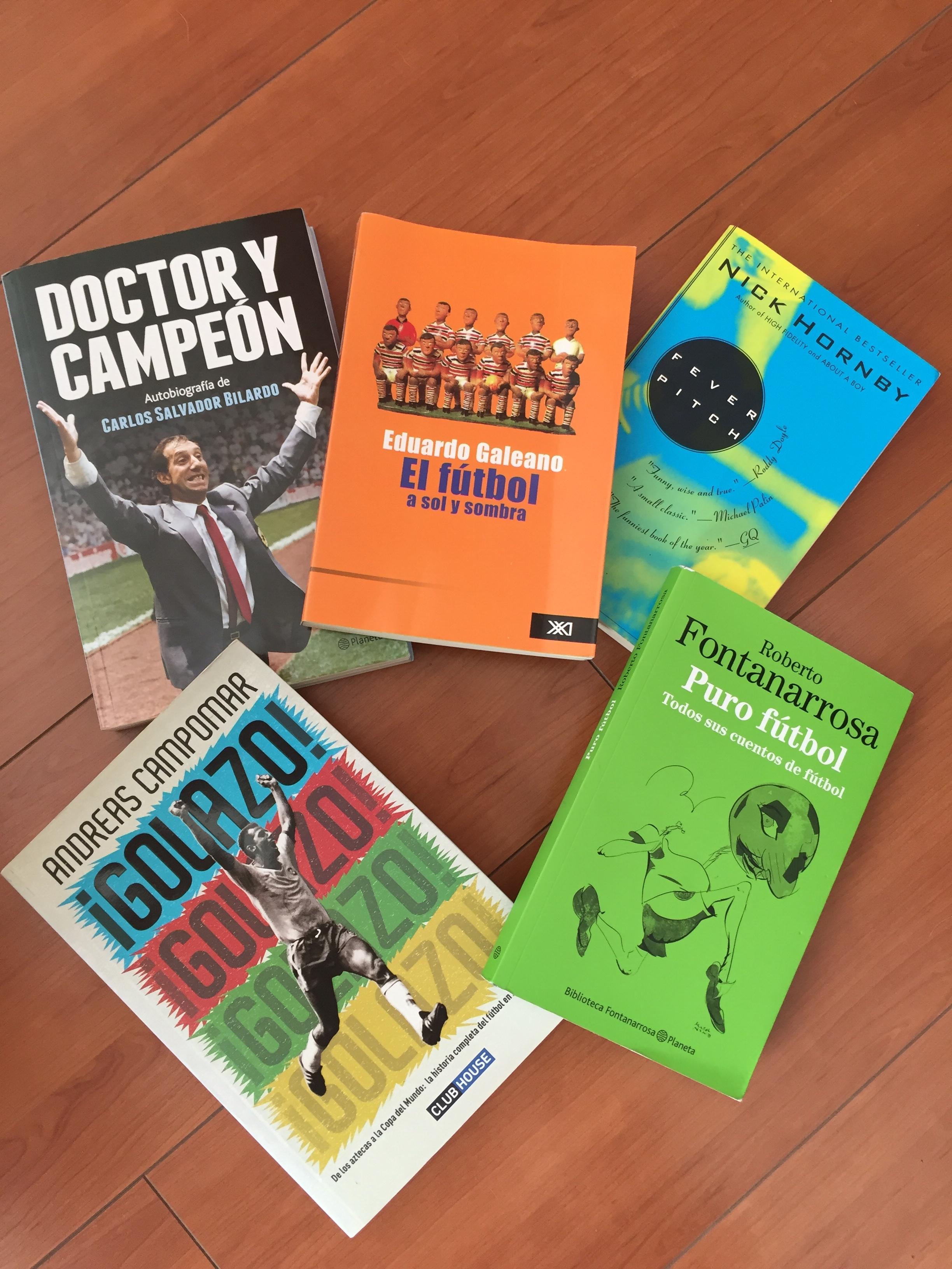 Mi Top 5 De Libros De Fútbol Blogs El Tiempo