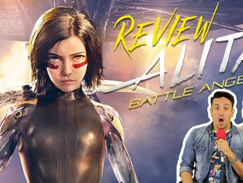 Imagen: TrendGeek - Review de Alita: Battle Angel