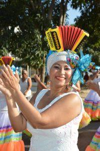 Desfile inaugural del Francisco el Hombre 2017, en Riohacha.