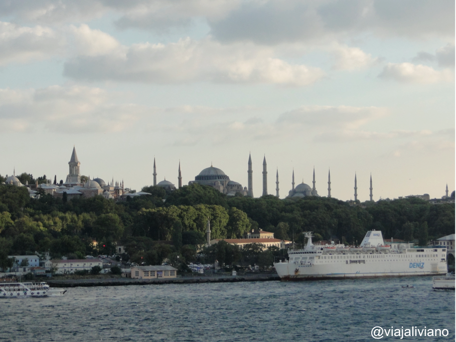 Crucero Estambul