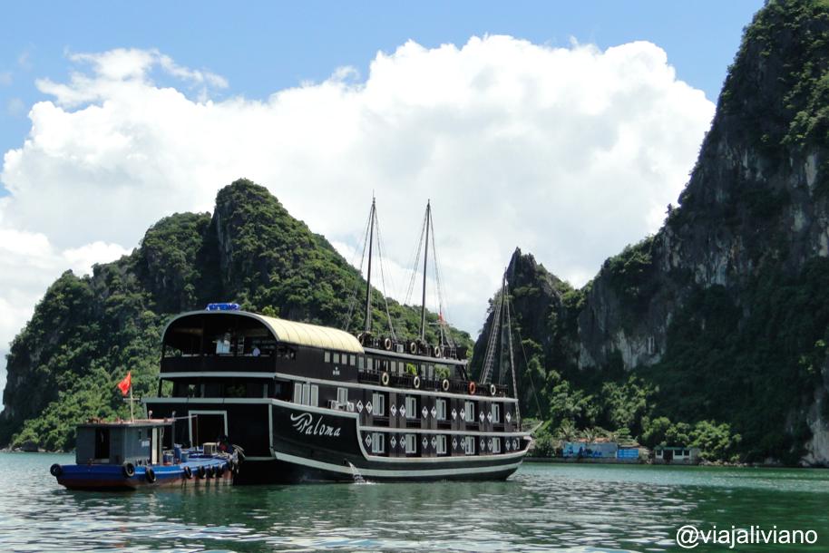 Crucero Ha Long Bay