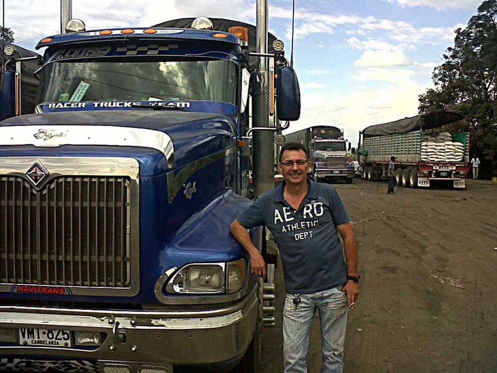 Suegro Camionero