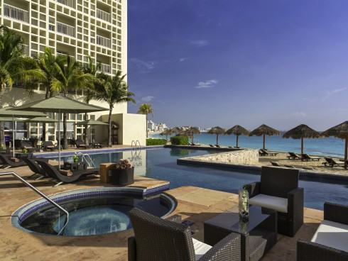 Westinf Resort and Spa, Cancun