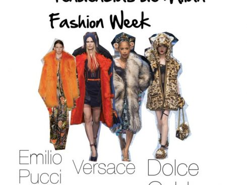 Tendencias Milan Fashon Week