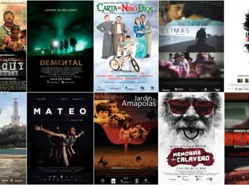 Películas colombianas del último año