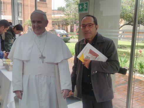 Con el Santo Padre