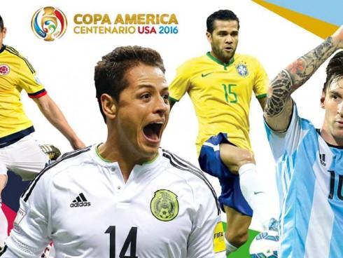 Copa América 2016 FB