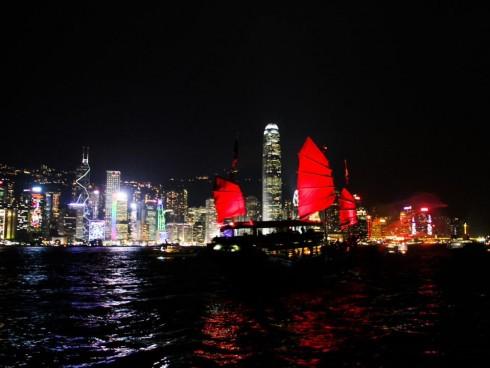 Hong Kong, 2014. Foto: Sebastian Bitar