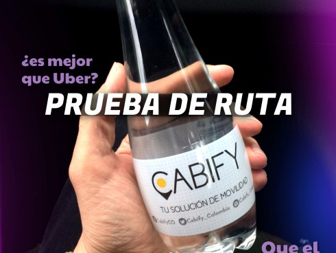 Podcast sobre Cabify