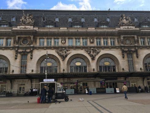 Oye el podcast desde el metro y trenes de París