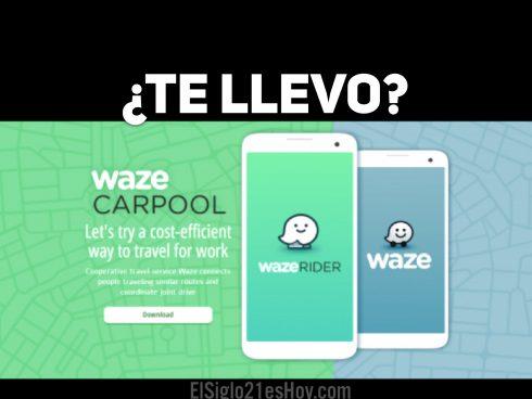 Waze Rider sera ¿más barato que Uber Pool y que los taxis?