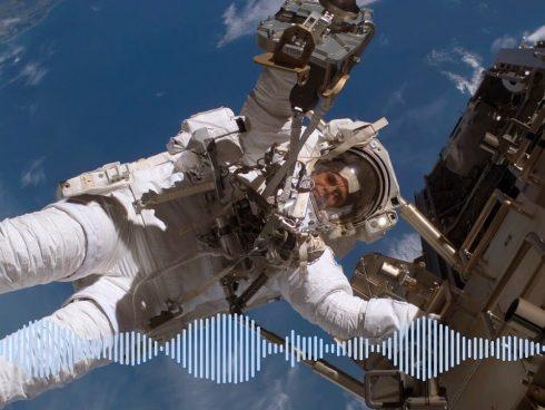 Podcast sobre la Estación Espacial Internacional