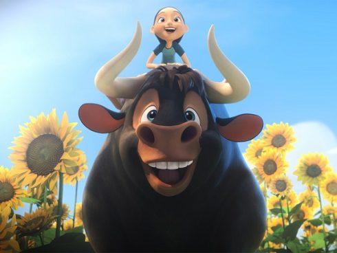 La niña y Ferdinand
